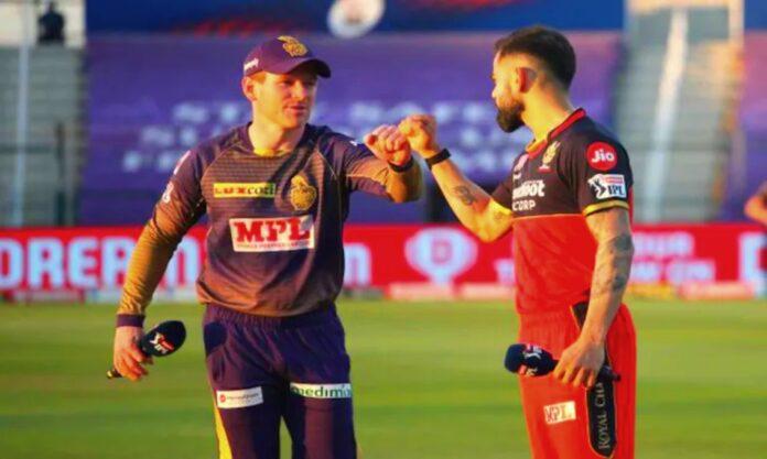 IPL पर कोरोना का साया, पॉजिटिव निकले दो खिलाड़ी, आज होने वाला KKR-RCB का मैच रद्द