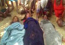 पोखरे में नहाने के दौरान 4 बच्चियां डूबी, तीन की मौत